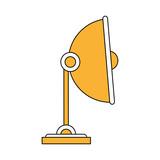 satellite bowl antenna icon vector illustration graphic design - 173672582