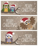Merry Christmas topic banners 2 - 173674546