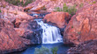 Discovering Edith Falls in Northern Territory