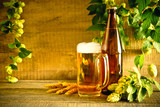 Beer and hops - 173750906