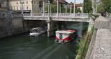 Embankment of the Ljubljanica River - 173779547
