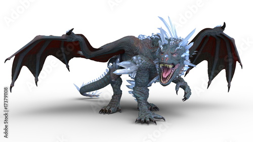 Plakat Dragon