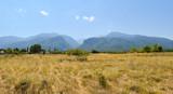 Mountain range Olympus.