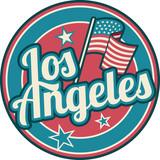 Los Angeles symbol - 173796564