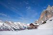 Quadro Dolomites at Cortina D'Ampezzo, Italy