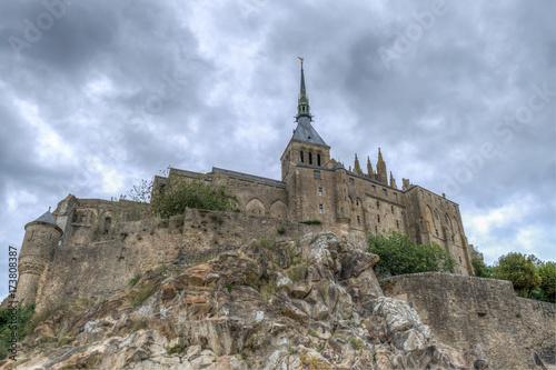 Beautiful Mont Saint Michel