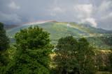 Arc en ciel vallée de Saint Lary Soulan Pyrénées France