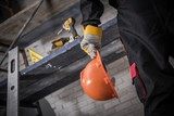 Hard Hat Construction Zone - 173841715