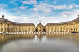 Place de la Bourse in Bordeaux - 173845742
