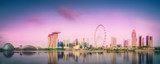 Singapore skyline background - 173920148