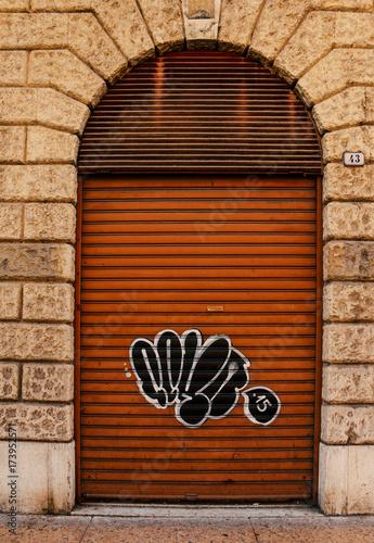 Poster Graffiti Graffiti - Background picture
