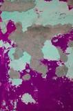 Steinwand Hintergrund lila weiß grau - 173966740