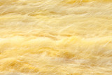 Mineral wool thermal insulation close-up - 173967773