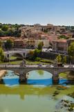 Rome Italy cityscape - 174016593