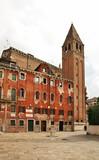 San Vidal - San Vitale church  in Venice. Region Veneto. Italy