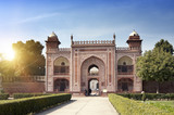Gate to Itmad-Ud-Daulah's Tomb (Baby Taj) (17th century) . Agra, Uttar Pradesh, India - 174059709