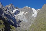 Paysage de montagne avec Glacier  - 174076986