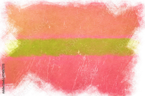 Light Red Green Tone Modern Abstract Art Background Pattern Design - 174087375