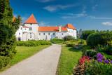 Fototapety Varazdin castle, Croatia