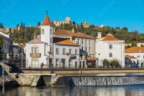 Tomar town. Portugal Poster