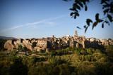 Pitigliano town in province of Grosseto, Tuscany - 174204509