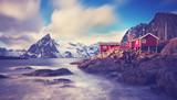 Lofoten im Winter - 174239345