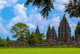 Prambanan temple near Yogyakarta on Java island - Indonesia - 174251902