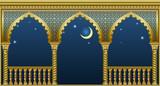 Balcony of the fairytale palace - 174282542