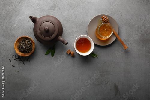 Papiers peints The Tea background
