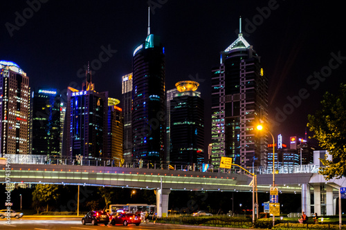 Pudong Poster