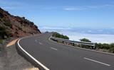Straße am Roque de los Muchachos, La Palma - 174321969