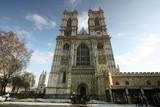 Abbey facade - 174323986
