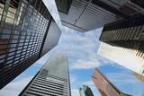 Toronto skyline in financial district - 174330131