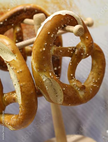 bretzel with organic flour for sale