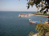 Vladivostok, Russia September 15, 2017: Panorama of the Amur Bay. Russia - 174338775