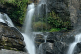 Mae Klang waterfall at Chiangmai province, Thailand