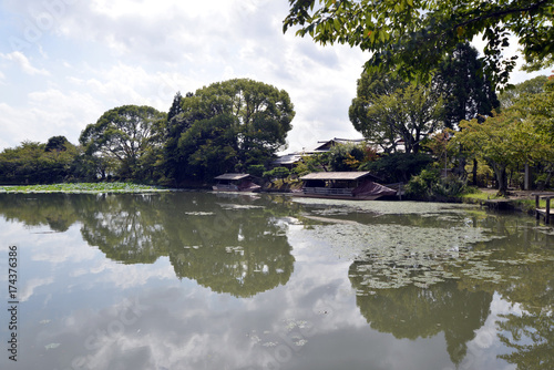 Papiers peints Kyoto 大沢池