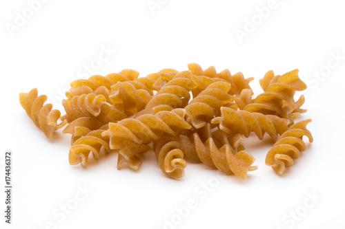 Whole pasta.