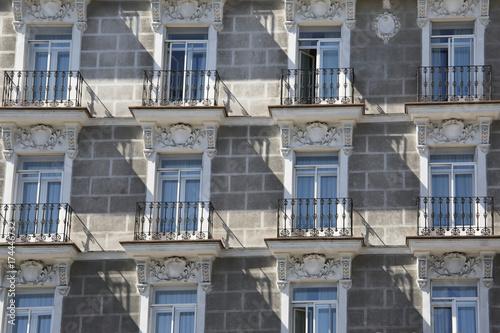 Foto op Canvas Madrid Pº del Prado