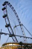 Singapur Flyer Riesenrad
