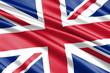 waving flag United Kingdom