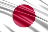 waving flag Japan - 174485547