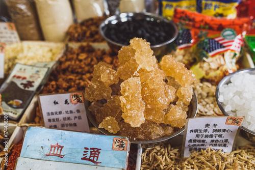 Fotobehang Peking Street markets on Beijing, China