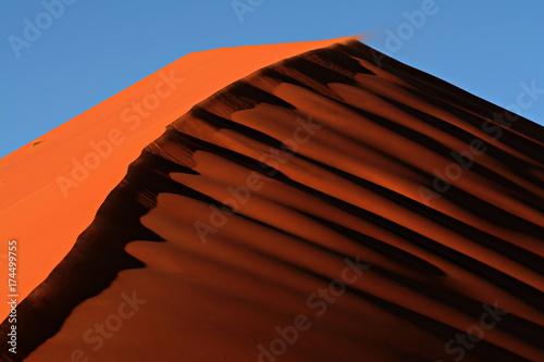Aluminium Rood paars Namib desert