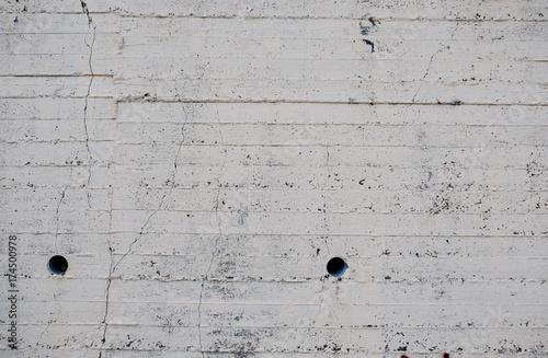 Aluminium Betonbehang Hintergrund Betonwand