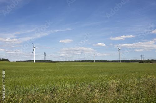 Fotobehang Landschappen Skåne landscape