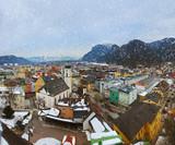Town Kufstein in Austria - 174534132