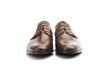Zapatos de hombre en piel