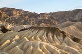 Zabriskie Point in Death Valley at Sunset - 174552380