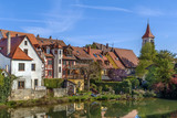 View of Lauf an der Pegnitz, Germany - 174552945